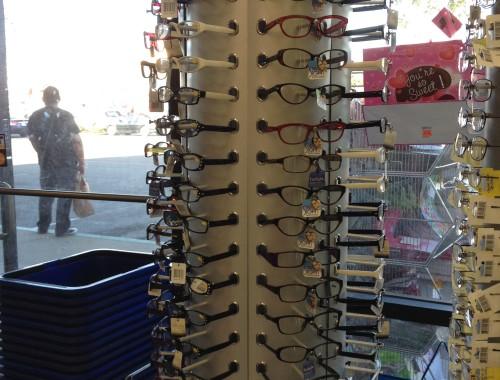 Dollar Reading Glasses
