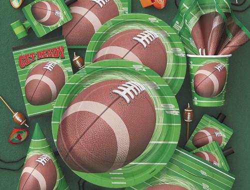 Football Spiral POP