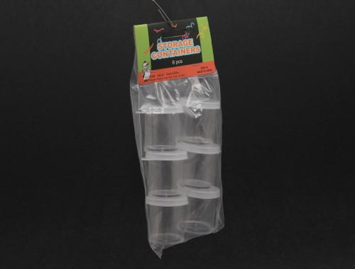 6pc mini container