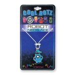 Cool Botz Robot Necklace