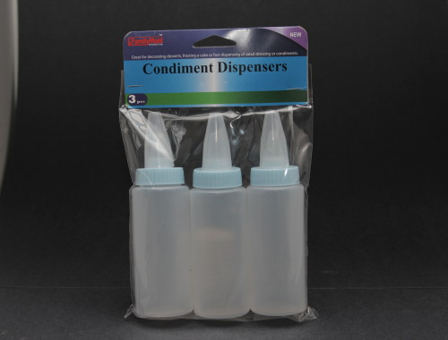 condinent dispensers kitchen