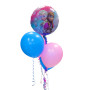 Frozen balloons for parties